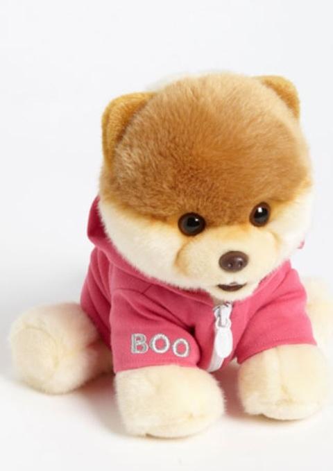 Boo stuffed animal ?