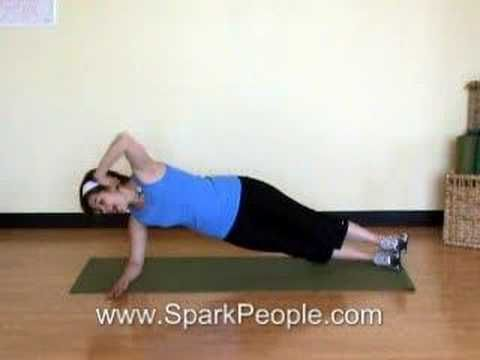 VIDEO: Day 7 Bootcamp Workout  9-Minute Core Workout