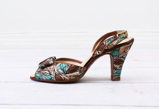 1950s heels