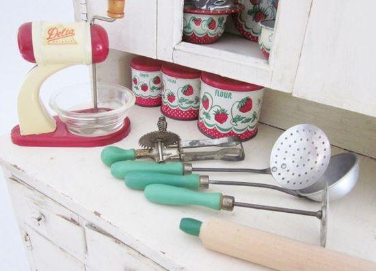 Vintage kitchen #Electronic Toys