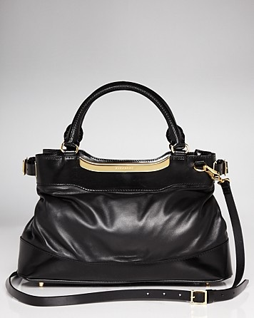 Burberry Satchel - Small Hepburn - All Handbags - Handbags - Handbags - Bloomingdale's