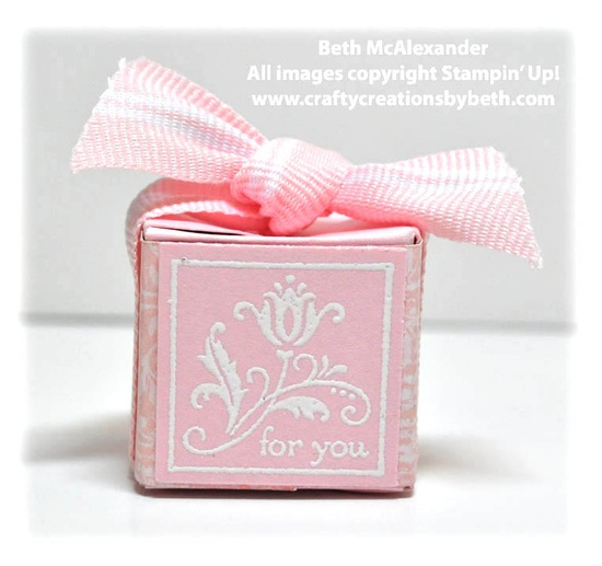 Card Creations by Beth: July 2010, This is a cute idea..using the petal punch from stampin up, tutorial included...nice...