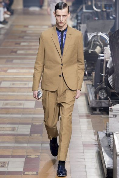 Lanvin - Men Fashion Spring Summer 2014 - Shows - Vogue.it