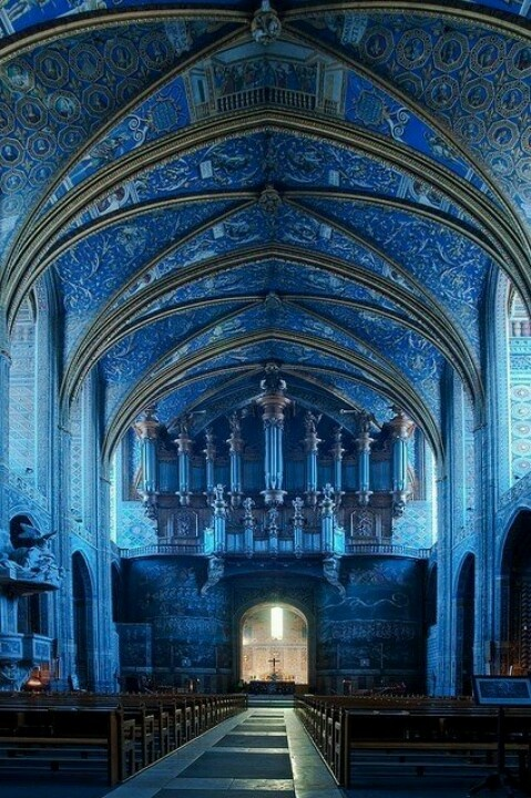 Albi Cathedral(Francia)