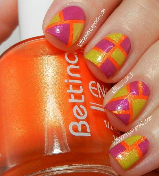 Bettina Mandarin look