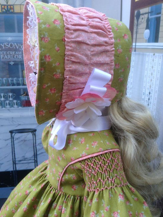 American Girl Historical Civil War Dress by mybonbonboutique, $95.00