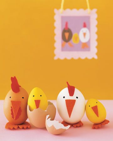 Martha's 35 Easter Kids' Crafts and Activities