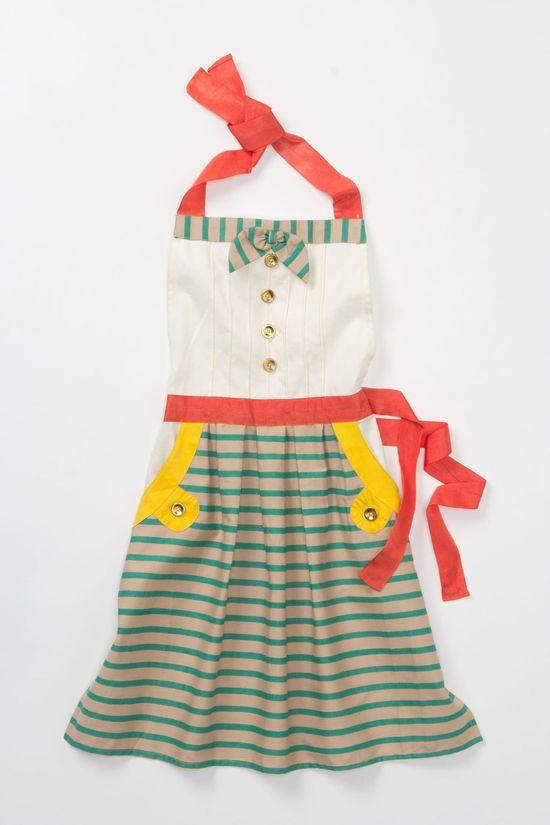 ++ bahia kids apron