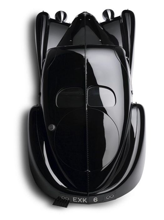 1938 Bugatti 57S Atlantic. Fly.