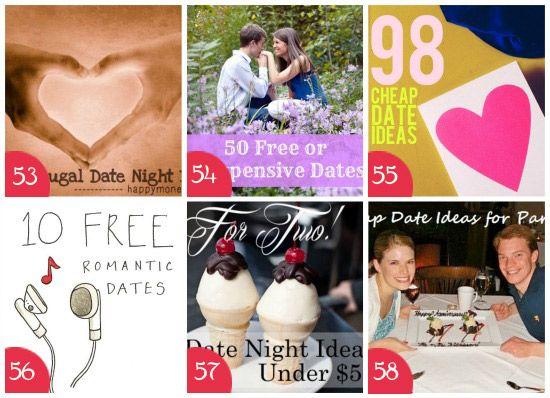 101 Date Idea Round-Ups: The ULTIMATE Date Night List