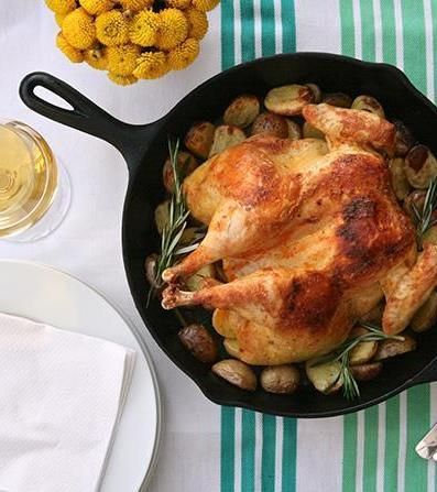 French inspired Chook