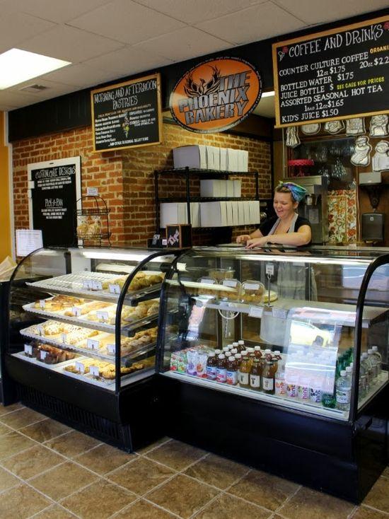 Bakery Love! #pastries #doughnuts #bakery