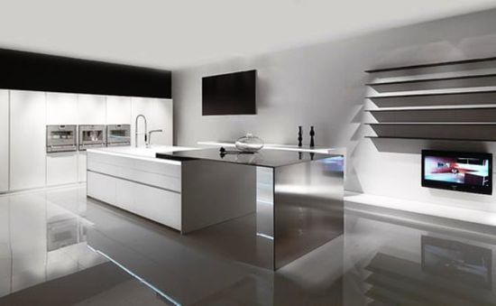 Minimalist Kitchen Design Minimalist Kitchen Design Ideas