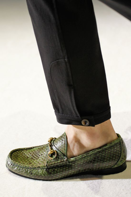 Gucci Spring 2013 Menswear Collection