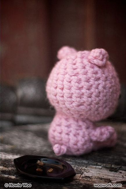 The cutest baby animals in crochet