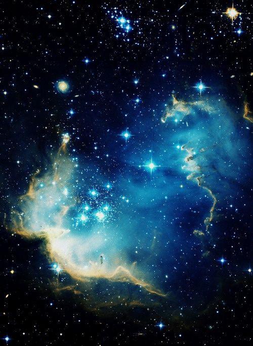 NGC 602  NASA/JPL
