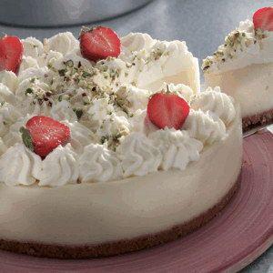 Semolina Cream Cake Recipe