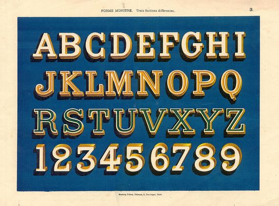 French Letters by pilllpat (agence eureka), via Flickr