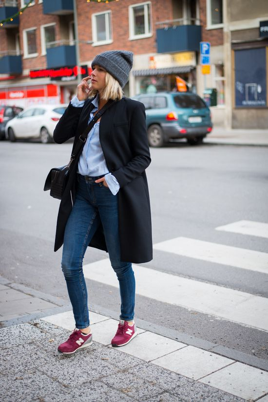 60 New balance street looks ideas | street style, fashion, new ...
