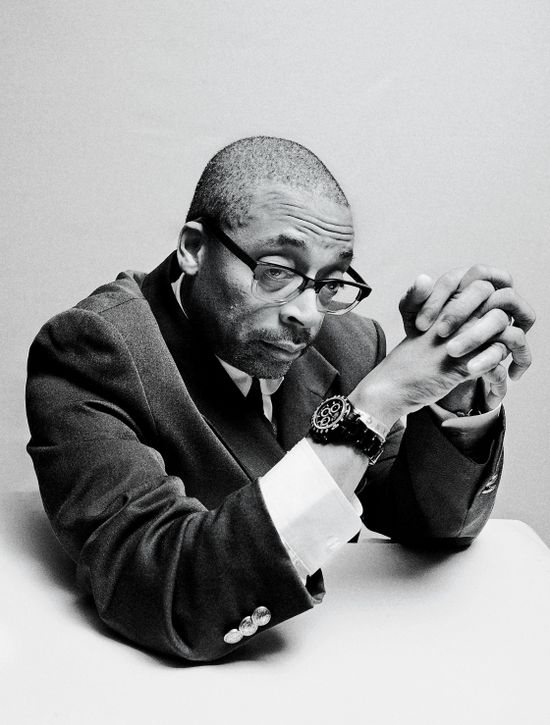 spike lee by christopher anderson