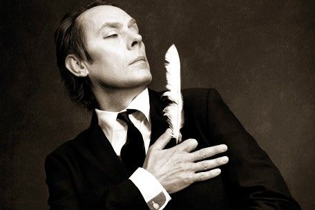 Oh Peter Murphy, why are you so amazing?