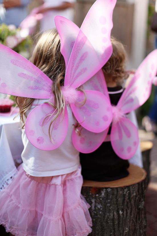 magnolia mom: Fairy Garden Party