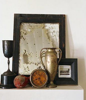 collected mantle