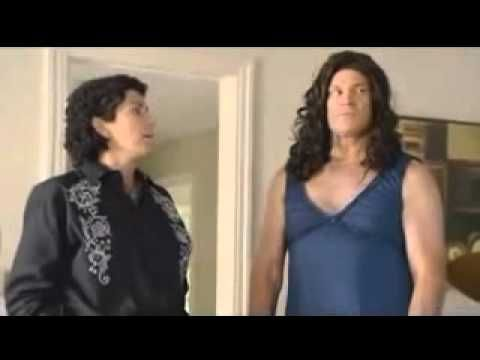 Exchanging Characters Funny Commercial Ever - YouTube