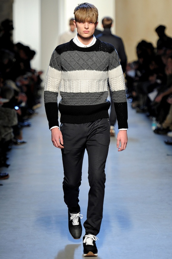 #KrisVanAssche #Fall #Winter #2013 #2014 #Men #fashion