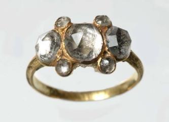 #jewelry // c. 1650