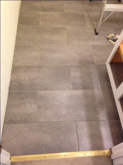 Groutable Tile Ideas Vinyl Flooring, Groutable Vinyl Tile In Bathroom
