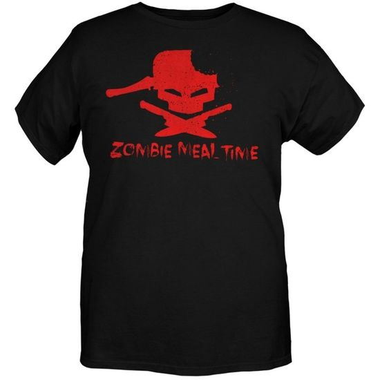 Epic Meal Time Zombie T-Shirt