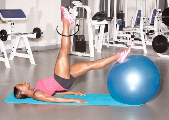 Great Glutes in 20 Minutes