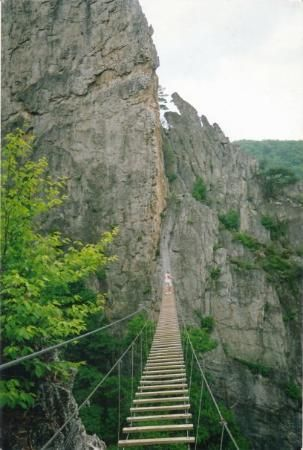 Seneca Rocks ~ Pendleton County, West Virginia