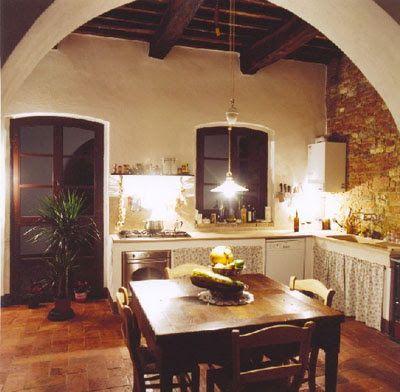 Kitchen Remodel Designs: Tuscan Kitchen Decor 2