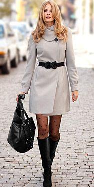 H - Grey Coat