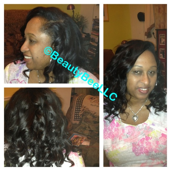Sew in weave by me