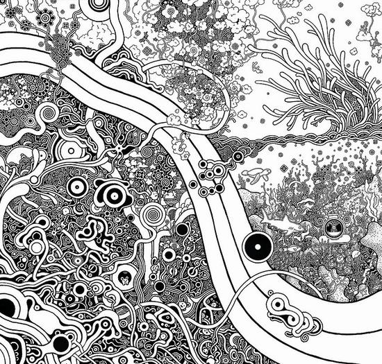 Pen/Ink Drawing
