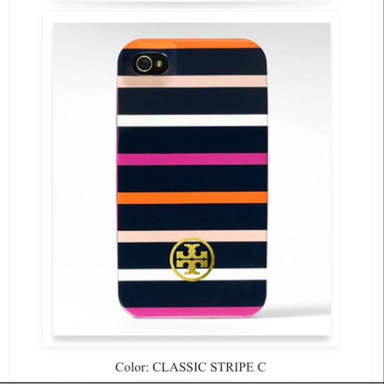 Tory Burch iPhone 4s cover