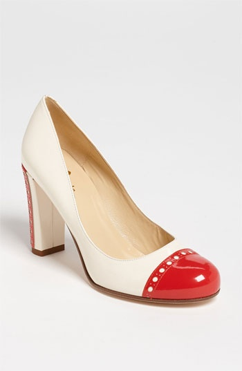kate spade new york 'laura' pump available at #Nordstrom