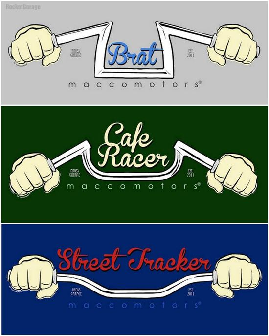 . Brat :: Cafe Racer :: Street Tracker