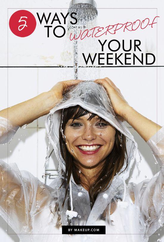 keep your makeup summer-proof! // 5 tips to waterproofing your makeup #helpful