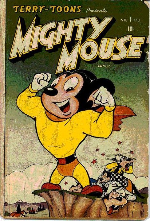 !  My favorite cartoon when I was a kid!