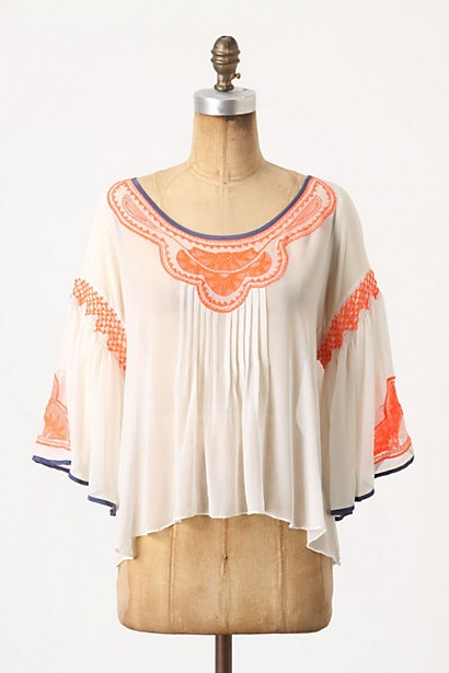Just got this top in at @CrushBoutique!!! Love Plenty by Tracy Reese!