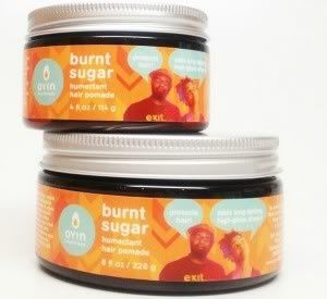 Alice in Nappyland: Product Review: Oyin Handmade Burnt Sugar