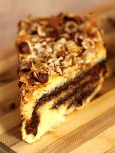 Croque-cake pâte à t