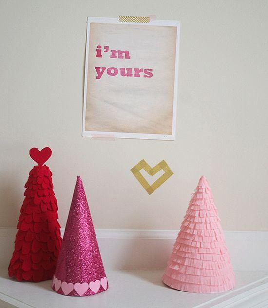 DIY Valentine Decor by katie.cupcake,