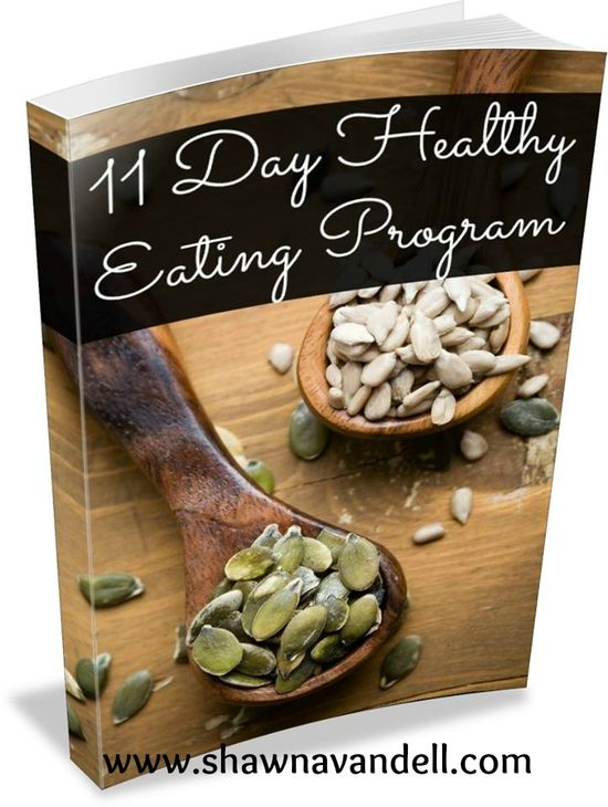 11 Day Healthy Eating
