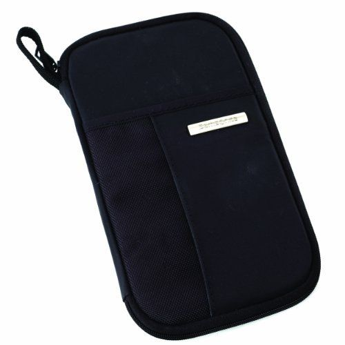 Travel Accessories Samsonite Zip Close Travel Wallet : Passport Covers