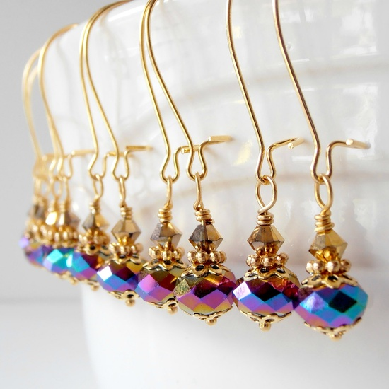 Jewelry Crystal Dangles